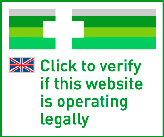 Click to verify if this site is operating legally