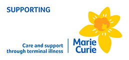 Marie Curie: care and support through terminal illness